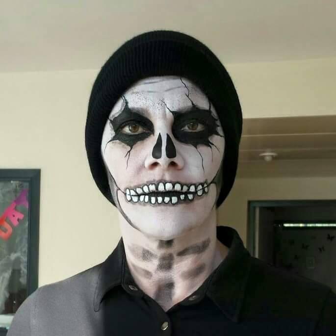 halloween schmink voorbeelden @ujk69 - agneswamu